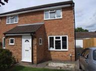 2 bed semi detached property to rent in Harlech Close...