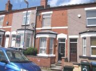 Terraced property in Newcombe Road, Earlsdon...