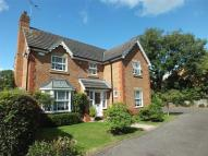 Detached home for sale in Holywell Close...