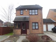 3 bed Detached property in Garrick Close...