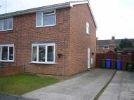 2 bedroom semi detached property to rent in Wold Road, Pocklington