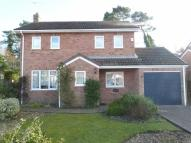 Detached home for sale in Greenacre Close...