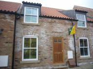 2 bedroom Terraced property to rent in Hallgate, Pocklington