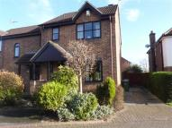 3 bed semi detached house in West Green Drive...