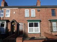 2 bedroom Terraced home in Barmby Road, Pocklington