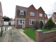 Byland Avenue semi detached house to rent