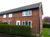 1 bed End of Terrace home to rent in The Alms, Ellerton