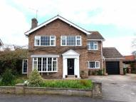 Detached property to rent in Fossbeck Close...