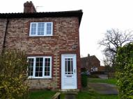 3 bed End of Terrace property in Storking Lane, Wilberfoss