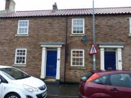 Terraced property in Finkle Street...