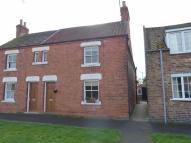 semi detached house in Main Street, Etton