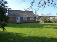 Detached Bungalow in Skerne Road, Driffield