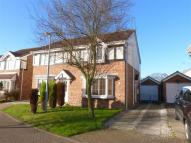 semi detached home in Cohort Close, Brough