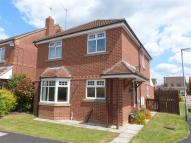 4 bedroom Detached home in Hazel Crescent...