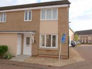 2 bed semi detached home in Liberty Park, Brough