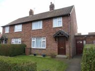 3 bed semi detached property for sale in Wold View, Brough