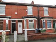 Firwood Avenue Terraced property to rent