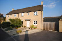 semi detached home in Witney, Oxfordshire