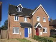 3 bed semi detached property to rent in Worlingworth