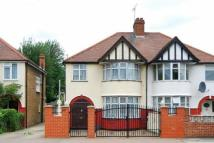 3 bedroom semi detached house in Dollis HIll Lane...