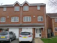 Town House in Stone Meadow, Keresley
