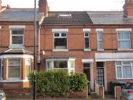Earlsdon Aveue North Terraced house to rent