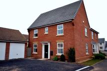 3 bed semi detached home for sale in Swallow Way, Cullompton...
