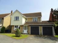4 bed Detached house to rent in Holbrook Close...