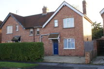 3 bed semi detached house to rent in Horton Avenue, Thame, OX9