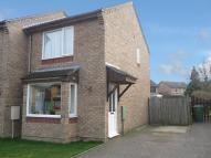 2 bed house in Suffield Close...