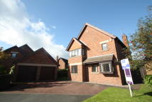 4 bed Detached home to rent in 3 Church Rise, Sandiway...