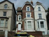 Studio flat in Waverly Road, Southsea