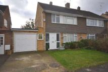 Wilmington Close semi detached house to rent