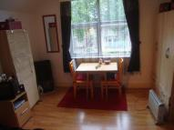 London Road Studio apartment to rent