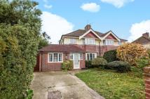 4 bedroom semi detached home in Selsey Road, Chichester...