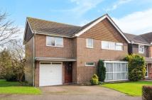 Detached home in Exeter Road, Chichester...