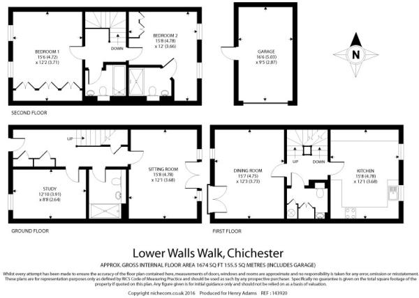 2 lower walls walk
