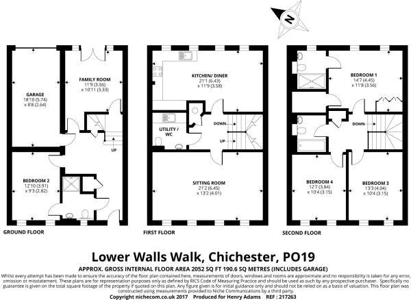 10 lower walls walk