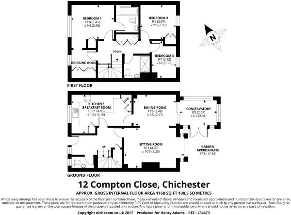 12 Compton Close