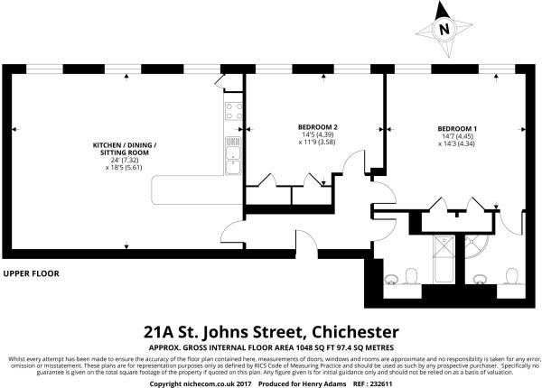 21a St Johns Street