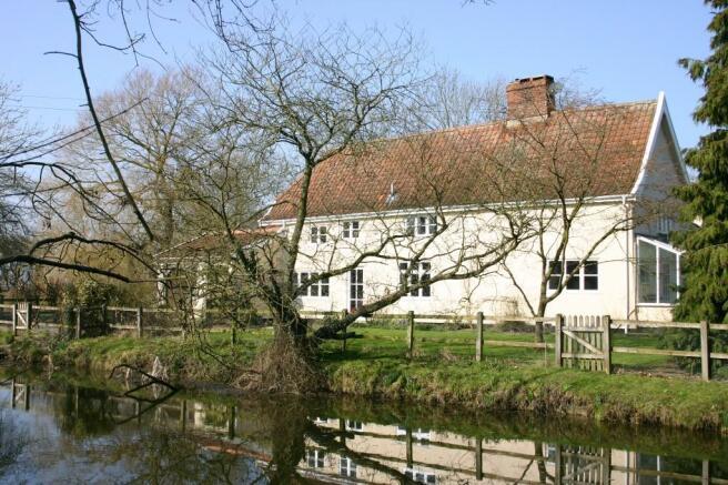 5 Bedroom House For Sale In Abbottsdale Farm Earl Soham Nr