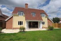 Detached house for sale in Hadleigh, Suffolk