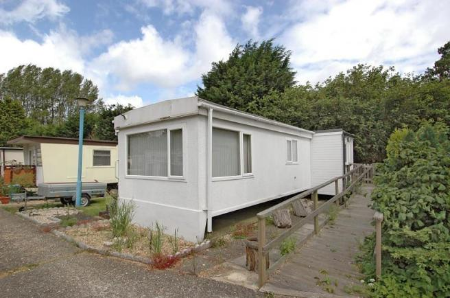1 bedroom park home for sale in morcumbs park penny lane