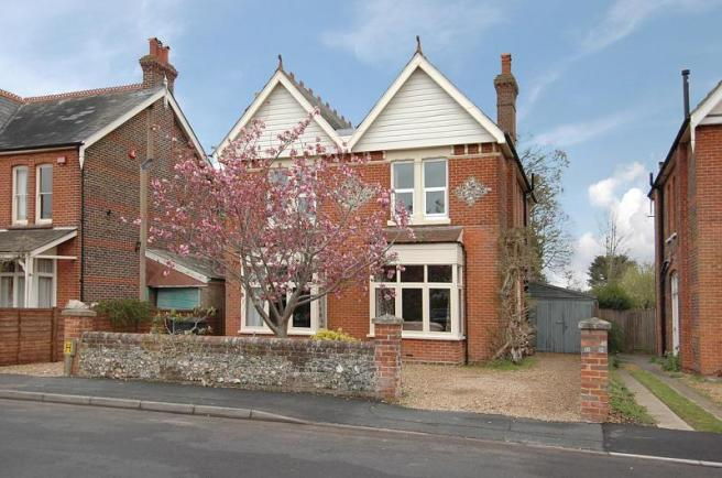 4 bedroom detached house for sale in beach road emsworth