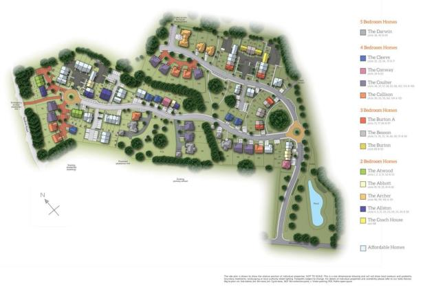 site plan slide show