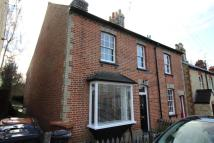 semi detached house in Nelson Street, Hertford...