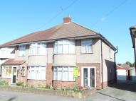 semi detached home for sale in Red Lodge Road, Bexley...