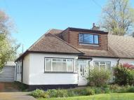 Semi-Detached Bungalow for sale in High Beeches, Sidcup...
