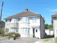 semi detached house for sale in Red Lodge Road, Bexley...