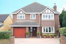 Detached property for sale in Herbert Road, Hextable
